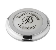 Burlington Traditional Tap Hole Stopper In Chrome  -   A49CHR