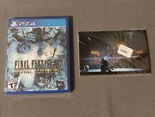 Final Fantasy Xv: Royal Edition + Postcard Set (Sony PlayStation 4/Ps4)