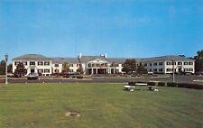Lexington Kentucky 1960s Postcard The Campbell House Motel