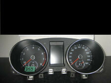 Tacho Kombiinstrument VW Golf 6 5K0920970H Bj.2009 FIS Benzin US Cluster D59