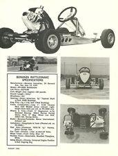 """Vintage 1963 Bonanza RS-2000 """"Rattlesnake"""" Go-Kart Test Report"""