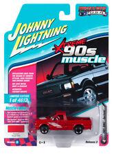 Johnny Lightning GMC Syclone Pickup 1991 Red JLMC014 1/64