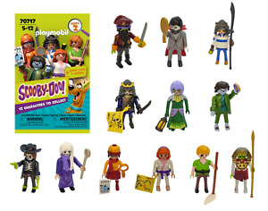 Playmobil 70717 Scooby Doo Mystery Ghost Figure Series 2 (CHOOSE YOUR CHARACTER)