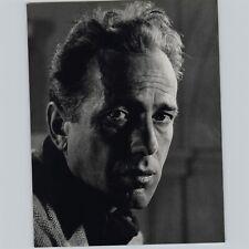 1972 1944 Philippe Halsman Humphrey Bogart Hollywood Actor Art Photo Gravure