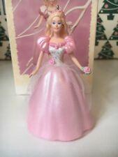 Hallmark Keepsake Springtime Barbie Tree Ornament Number 2 In Series New In Box