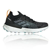 adidas Womens Terrex Two Ultra Parley Trail Running Shoes Trainers Sneakers