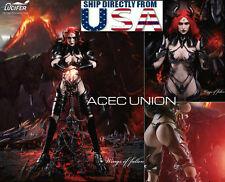 1/6 Demon Wings of Fallen Lucifer Set For PHICEN Female Figure S12D USA IN STOCK