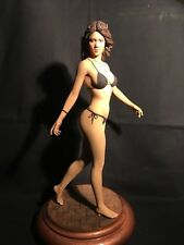 1/3 Resin Model Kit, Sexy action figure Emanuelle