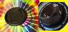 SNAP-ON LENS CAP to LENS TAKUMAR 1:3.6 /135mm f3.5 +HOLDER