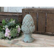 Chic Antique Zapfen  Antik Verte Shabby Vintage Brocante Garten Landhaus Deko