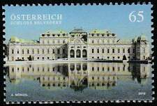 Oostenrijk postfris 2010 MNH 2860 - Kasteel Belvedere