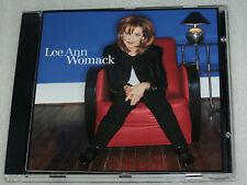 Lee Ann Womack self titled Decca CD 1997