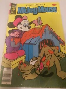 Gold Key Walt Disney Mickey Mouse #186 Comic Book Free Combined Shipping!!!