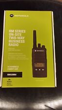 New Motorola RMU2080D Two Way Lithium Radio FREE SHIPPING 2 WATT UHF 8 Channels