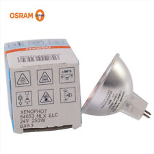 64653 HLX ELC 24V250W GX5.3 OSRAM cold light source cup