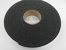 "Truck cap topper shell camper foam mounting tape seal 1 1/2"" width Black TP150"