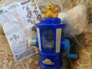 Build A Bear Workshop Stuffing Station - with instructions and stuffing
