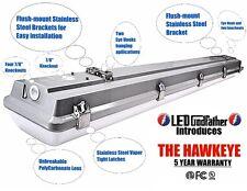 Workshop Light Fixture LED Garage Basement Utility Room Shop 5300 Lumens 4 Foot