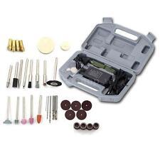 Mini Professional Electric Rotary Drill Grinder & Bit Set Polishing Tool M5S7