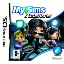 Jeu Nintendo DS My Sims Agents Neuf sous Blister
