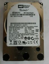 "WD 1TB 10K WD1000CHTZ 2.5"" SATA SFF Western Digital VelociRaptor"