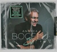 Andrea Bocelli ~ Si  [CD] 2018   NEW & SEALED