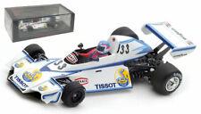 Spark S7101 Brabham BT44B #33 Belgium GP 1976 - Patrick Neve 1/43 Scale