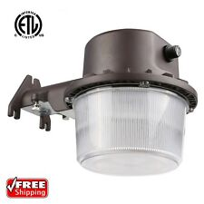 Outdoor 35W LED Barn Yard Street Security Light Dusk To Dawn 300W Equivalent