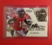 2019 Sage HIT D.K.Metcalf Ole Miss Rebels*Next Level* Card #63*Awesome!*