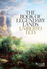 The Book of Legendary Lands by Eco, Umberto