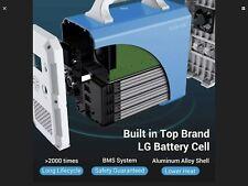 MAXOAK BLUETTI EB150 Solar Generator 1500Wh 1000 Watt Emergency Power Battery