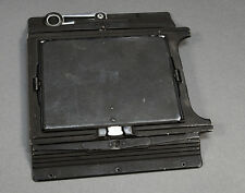 Graflex Pacemaker Speed & Crown Graphic 4x5 Spring Back with Focusing Hood