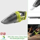 RYOBI 18V Hand Vacuum Cordless Dual Reusable Filter Bagless Clean NO BATTERY photo