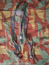 Spallacci tela NVA, originali DDR, economici original canvas grey straps