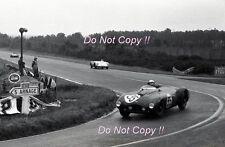 Marcel Becquart & Dickie Stoop Frazer Nash Sebring Le Mans 1955 Photograph