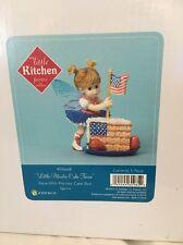 my little kitchen fairies Little Patriotic Cake Fairie