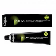 LOREAL Inoa Shade Permanent Color, 5.56 Light Mahogany Red Brown, 60 g