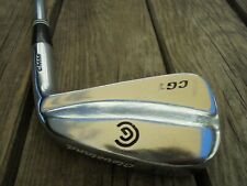 Cleveland CG 1 Blade Single 4 Iron Golf Club Right Hand Steel D Gold Shaft Cord