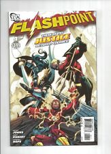 FLASHPOINT #4  JUSTICE LEAGUE, New 52! 9.4 NM, 2011 DC