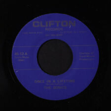 SONICS: Once In A Lifetime / It Ain't True 45 Vocal Groups