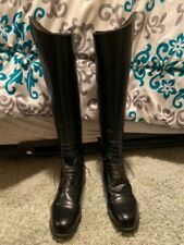(Brand New) English Tall Riding Field Boots by Devon Aire - Size 9.5 Regular