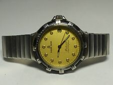 Vintage DANIEL MINK MONTECARLO SUB 666' FEET WATCH - MINT - WORKS