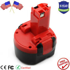 BAT048 9.6V 2.0Ah Battery for Bosch BAT049 BAT110 PSR 960 2 607 335 272 32609 US