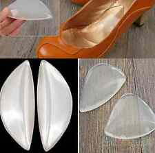 2x Silicone Gel Arch Support Shoe Inserts Foot Wedge Cushion Pads Pain Insoles