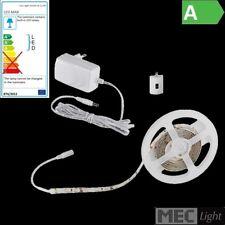 LED Streifen Set mit Sensor Bewegungsmelder Hand-Bewegung Dimmbar Stripe Band