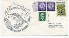 1970 U.S. Geologycal Survey Research Program Polar Antarctic Cover SIGNED