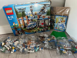 LEGO City Forest Police 4440 Forest Police Station Brand New