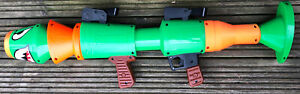 Nerf Fortnite RL Blaster Kids Toy Green Rocket Launcher RPG  No Bullets