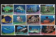 Cayman Islands 2012 Marine Life Fish Stamps Completed Set MNH