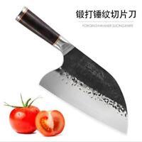 Couteau de chef découpé à la main Forgé Couper la viande Légumes Cuisines